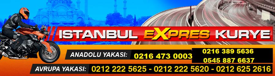 İstanbul Express Motor Kurye