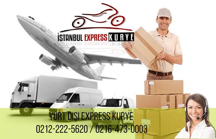 Yurt Dışı Express Kurye